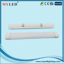 Ultra Thin 36W 1.2M Led Batten Light &Led Tube High Quality Transparent Or Milky PC Cover
