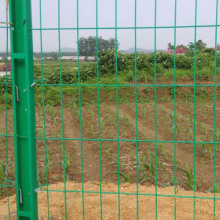 Good double wire fence by yishen factory