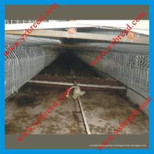 Автоматическое удаление навоза (SSCM)
