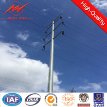 Electrical Mast Galvanized Pole