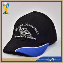 New Fashion Customized Cotton 6 Panel Baseball Caps