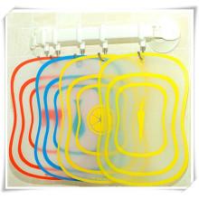 Plateau de découpe en plastique pour la cuisine