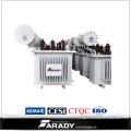 500 kVA am Laststufenschalter-Leistungstransformator
