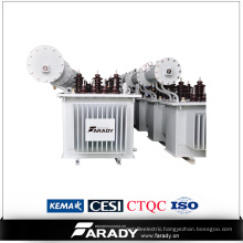 16kv Power Oil 3 Phase Transformer Made in China