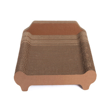 Corrugated Cat Toys Cat Scratch Board