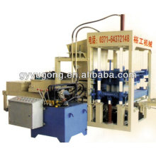 Machine de fabrication de briques de cendres QT4-20 avec une qualité élevée