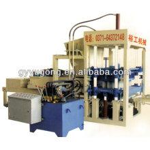 QT4-20 tijolo de cinza volante fazendo máquina com alta qualidade