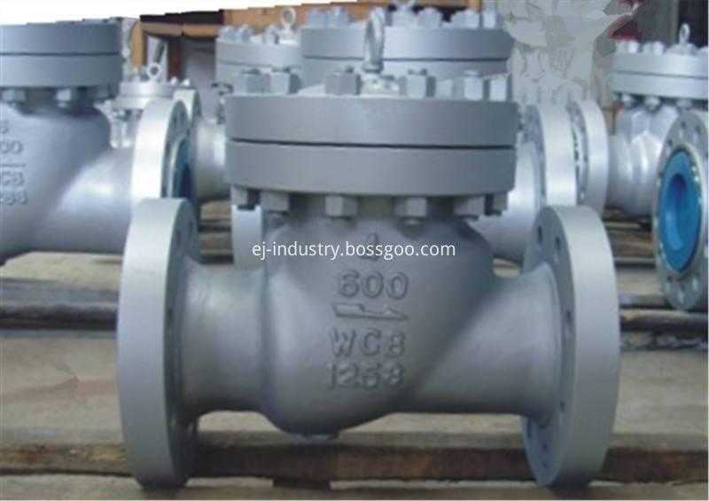 6D check valve