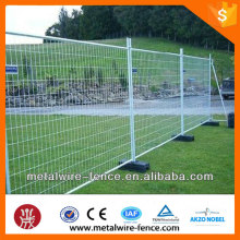 shengxin supplier temporary welded mesh fence for Australia and New Zealand