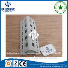 Perfil de forma de rolo de metal para gabinete elétrico