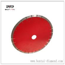 350mm de diamante de diamante hoja de sierra de corte