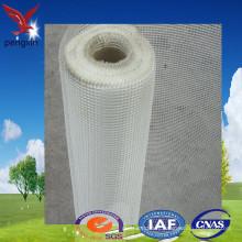 Écran blanc Netting / fenêtre de fibre de verre