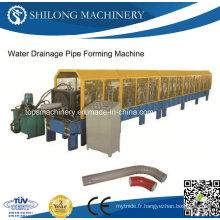 Machine à formage de rouleaux de profil de canal à chaîne galvanisée