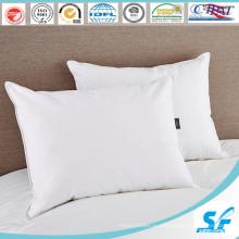 Трехслойная подушка с 75% утиным пухом и перьями
