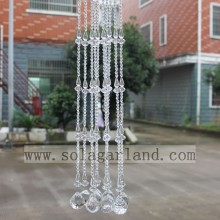 High Quality Attractive Acrylic Crystal Bead Curtain