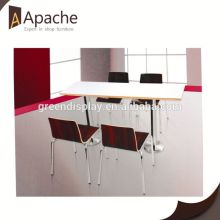 100% factory directly commercial nail bar furniture