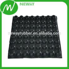 Fácil de usar directamente en la fábrica Personalizar Parachoques autoadhesivos de silicona