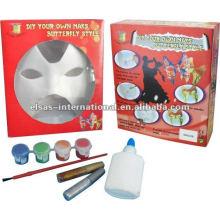party cool designs enfants masque d'halloween bricolage