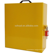 ABS resin Combination Locks Safety Lockout Station