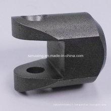 Partie d'usinage CNC pour équipements industriels