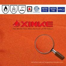 Telas da proteção contra incêndios da sarja 200gsm aramid anti