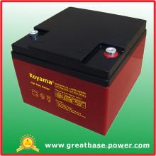 Alta velocidad de descarga VRLA batería 28ah 12V