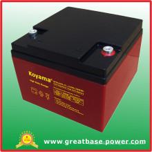 Bateria de alta taxa de descarga VRLA 28ah 12V