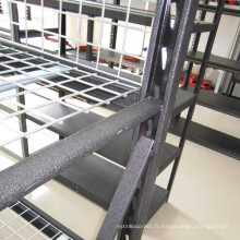portant le support industriel en métal de 500-1000KG UDL pour l'équipement résistant