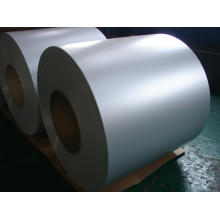 Bobina de aluminio recubierta de color RAL duradero de venta caliente