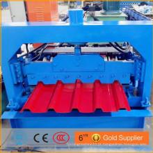 JCX 910 ibr telha e máquina de formação de rolo de parede