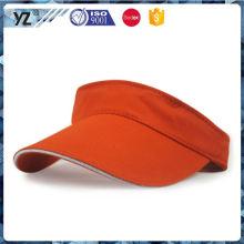 Novos e quentes projetar bordado visor tampas 2016