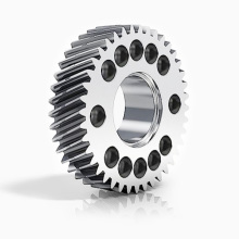 Kilang Precision Custom Helical Pinion Gear