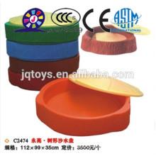JQC2474 Hotsale beach tool New Sand Disc sand box For Sale