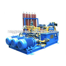 roll forming machinery hydraulic station