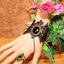 Facotry charms metal wholesale FC-05 Black dimamond jewelry bracelet