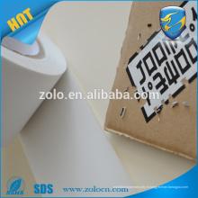 Vente en gros China Factory Price Autocollant adhésif en vinyle en forme d'oeuf