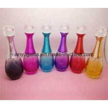 Bunte Glas Parfüm Spray Flasche