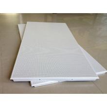 Perforierte Aluminium-Akustikplatten