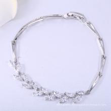 Bijoux de mode charme vêtement bracelet Fine jewelry 925 Sterling Silver bracelet numérique femmes fantaisie bracelet personnalisé