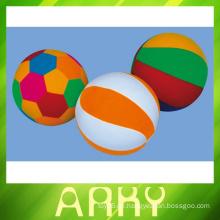Kinder Spiel weichen Fußball Kunststoff Spielzeug
