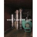 Food Powder Fluid Bed Drying Machine