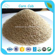 corn cob pellets for polishing 24mesh corn cob granule