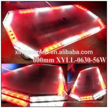 600mm LED Strobe light bar , mini emergency light bar, Warning mini lightbar with magnet