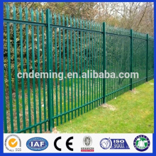 PVC Coated Palisade Fencing Prices
