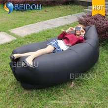 Family Friends Couples Hangout Cama inflable inflable del aire del plátano