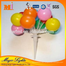 Colorful Party Plastic Cake Pick In Bulk