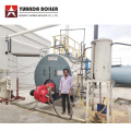 Caldera de agua caliente de calefacción de almacén de gallinero de invernadero