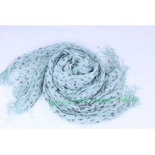 crinkly scarf wrap