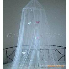 Mouche de moustiquaire à la canopée suspendue