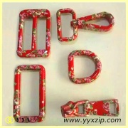 customization national style of metal dog buckle